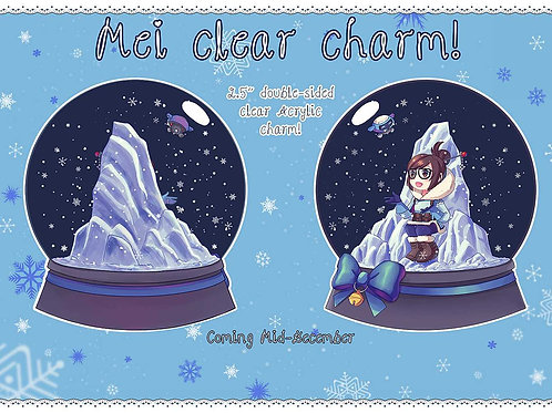 ❆Mei charms❆ Overwatch