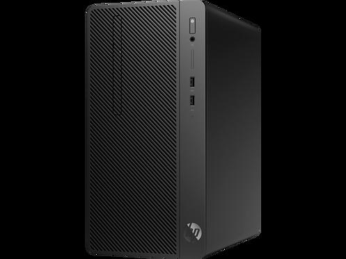 HP 290 G2 i3/4GB/256GB SSD PCIe