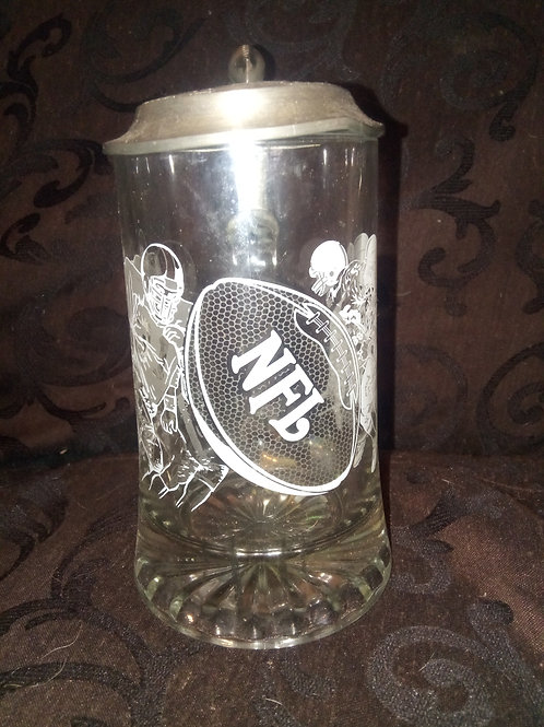 Rare antique NFL Stein