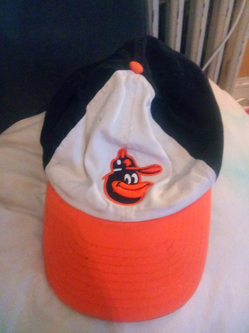 Baltimore Orioles adjustable baseball cap