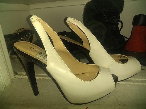 Guess designer high heels