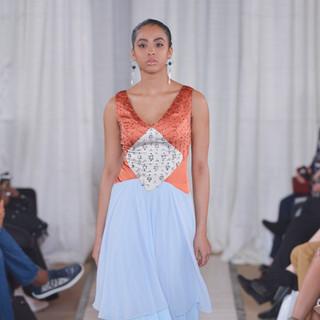 Dress Crystal Sea
