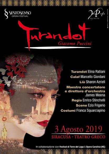 Turandot - Siracua