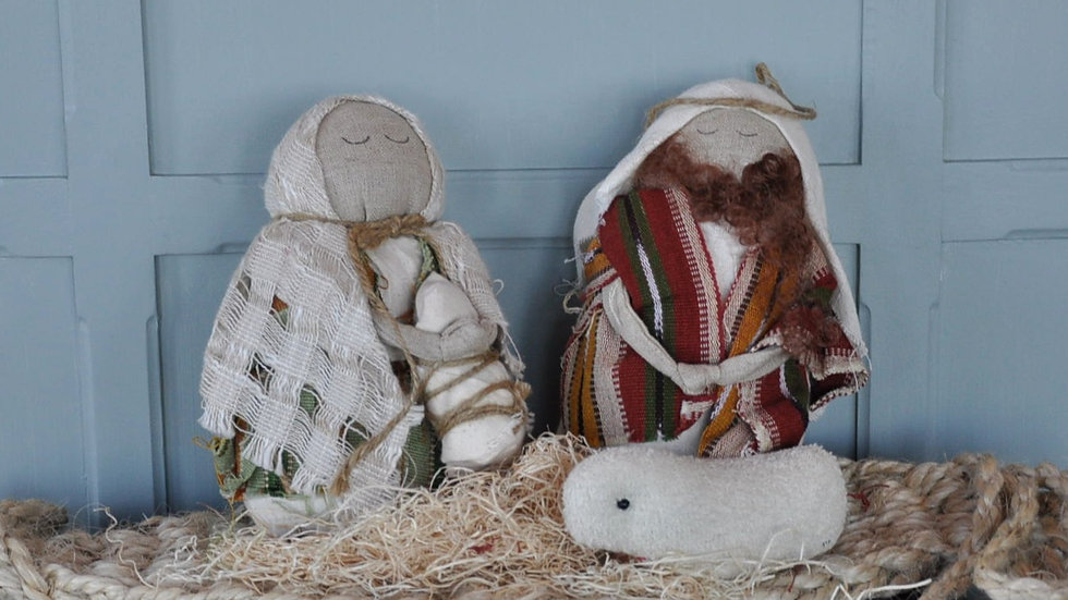 Christmas Nativity Set NO.4