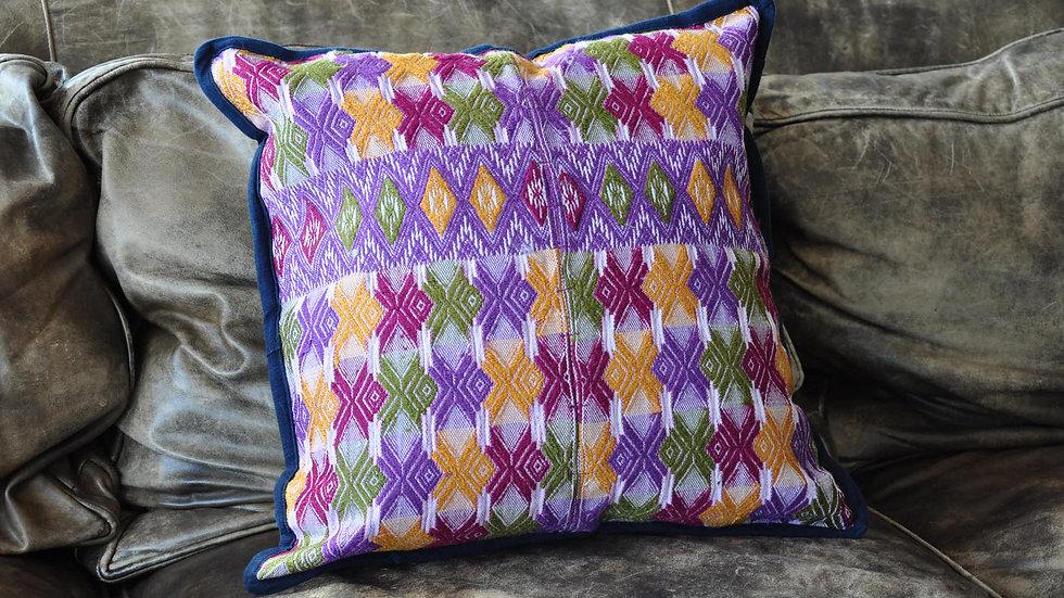 Purple Diamond Pillow Case