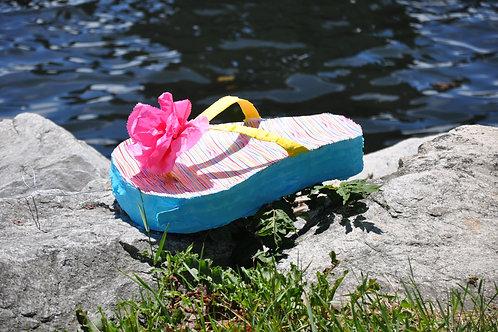 Summer Sandal Pinata