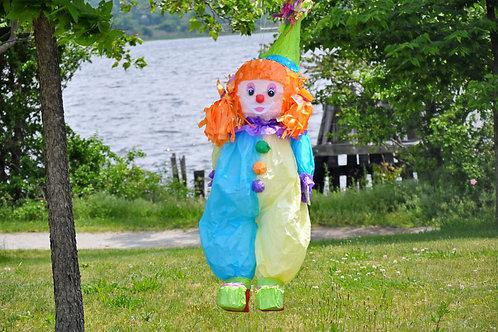 Clown Girl Pinata