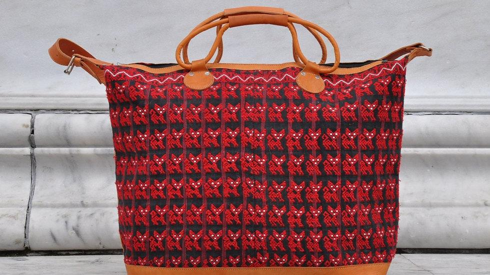 VALENTINE WEEKENDER BAG