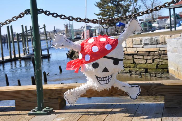 A Pirate Pinata