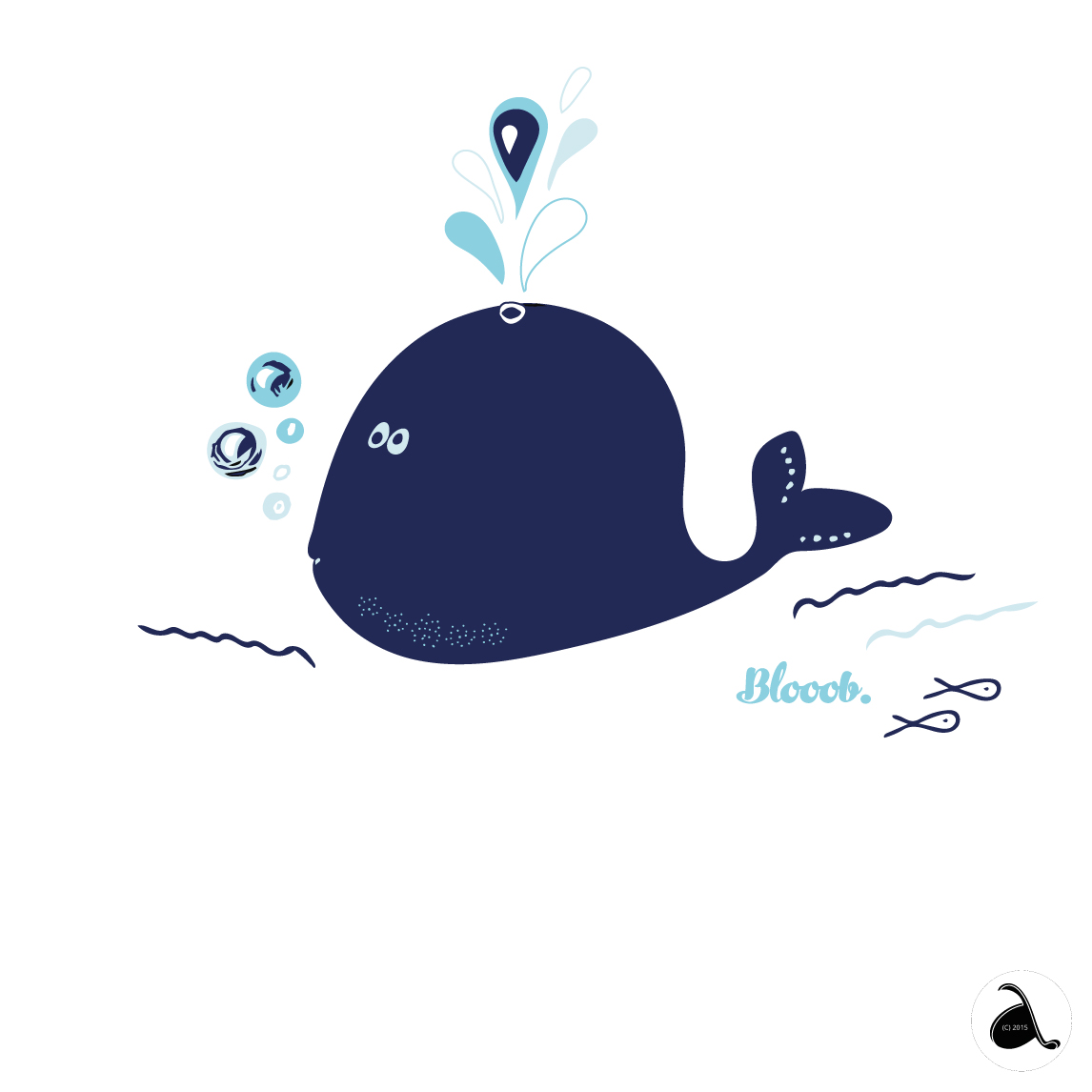 Bloob Whale