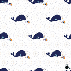 Mr Whale and the Stripe Fish Collection