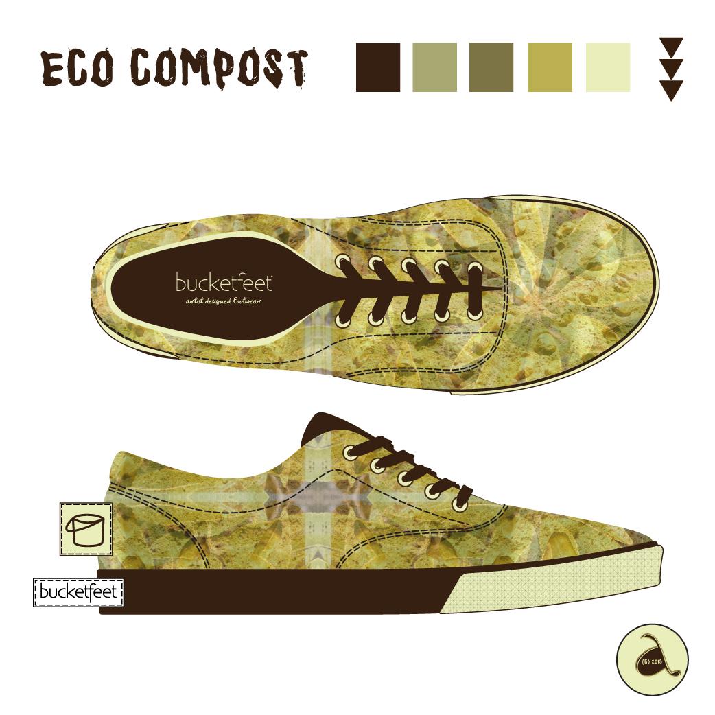 Artsalat Bucketfeet EcoCompost Mock