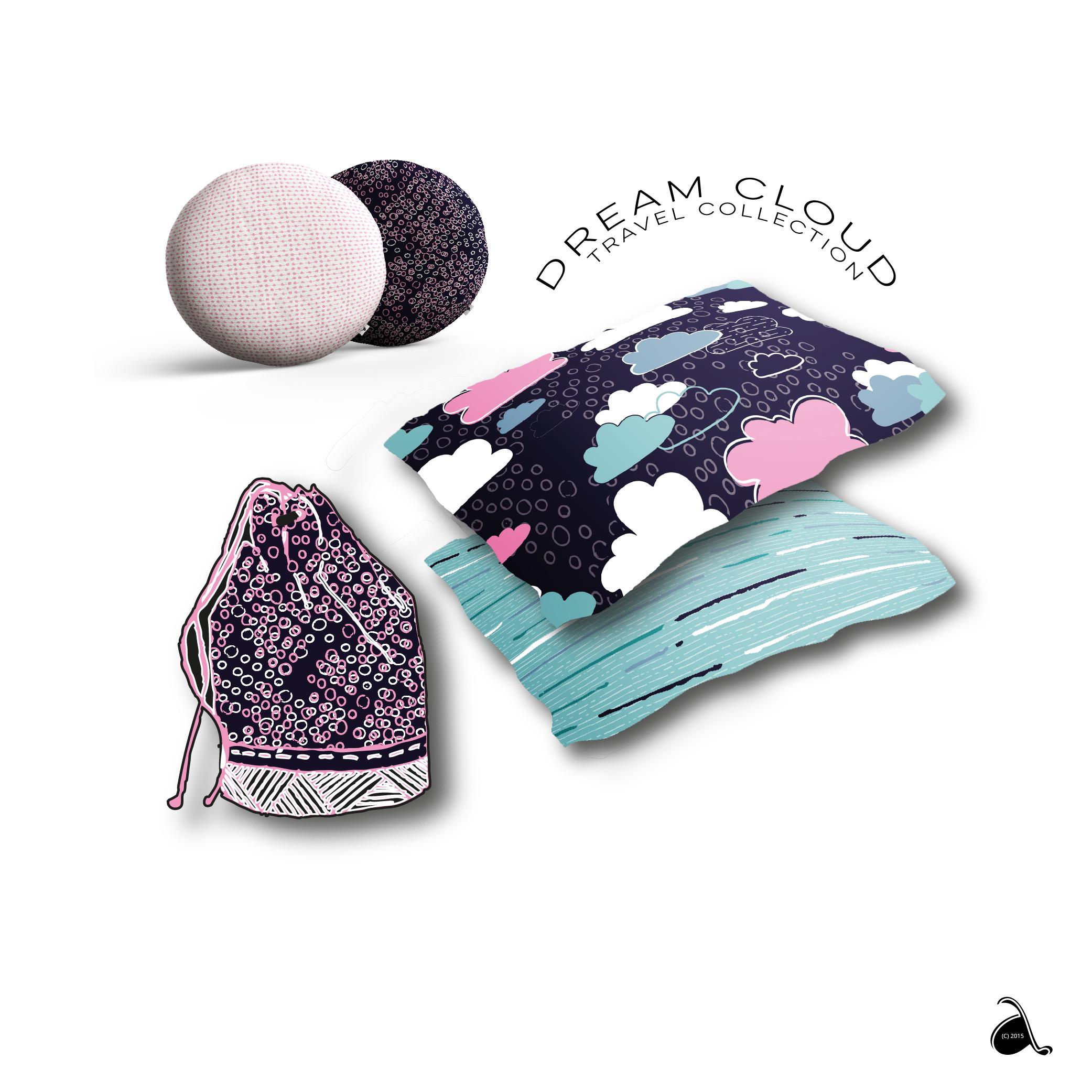 Dream Cloud Travel Accessories