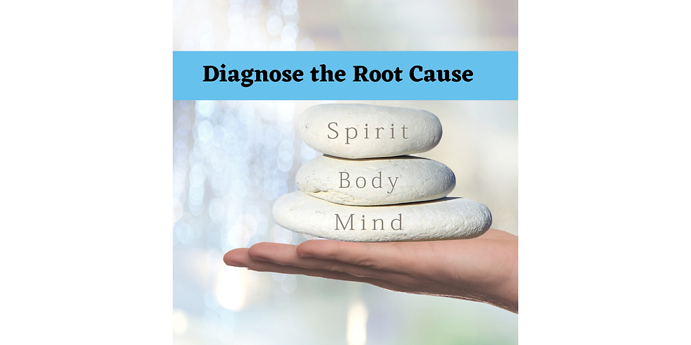 Deep Dive Working Group: Diagnose the Root Cause