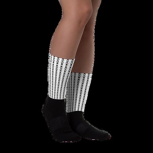 Haustronaut Business Socks