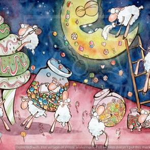 Candy Sheep