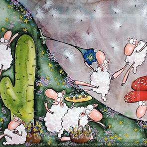 Cactus Sheep