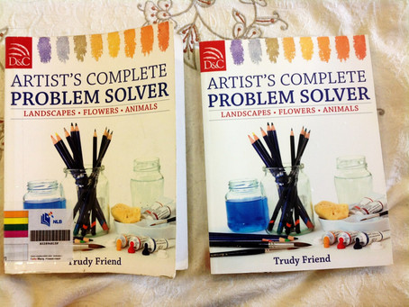 Book (Re)Discovery: Artist's Complete Problem Solver…