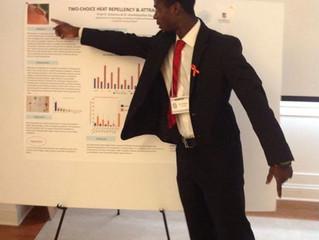 Pivot Zotamou Presents Research at Conference