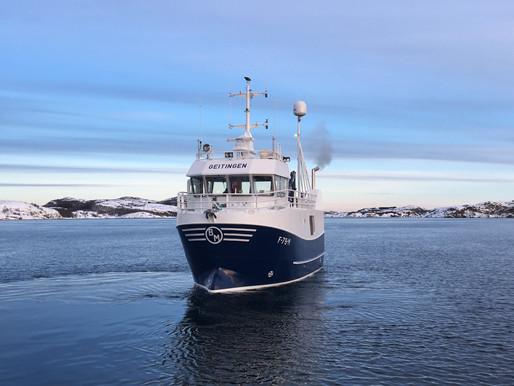 Ny båt til Havøysund