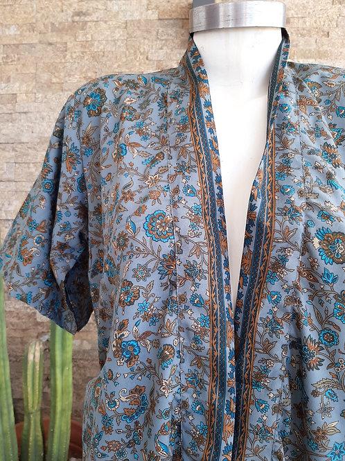 Kimono Seda Pacifico Corto