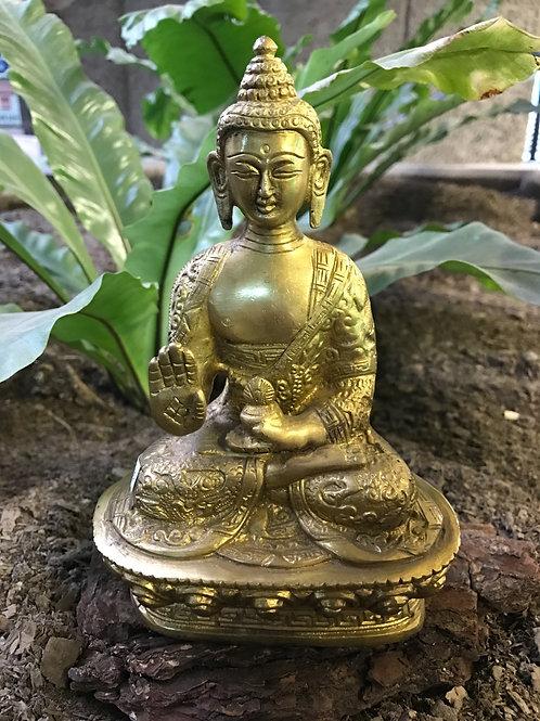 Buddha de bronce