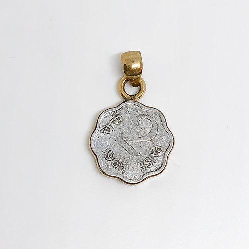 Colgante Coin 2