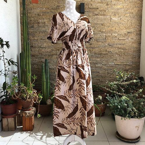 Vestido Pompom