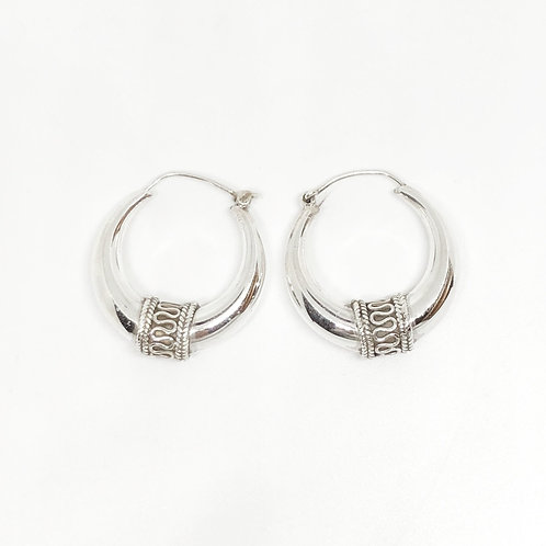 Argolla Bali Silver M