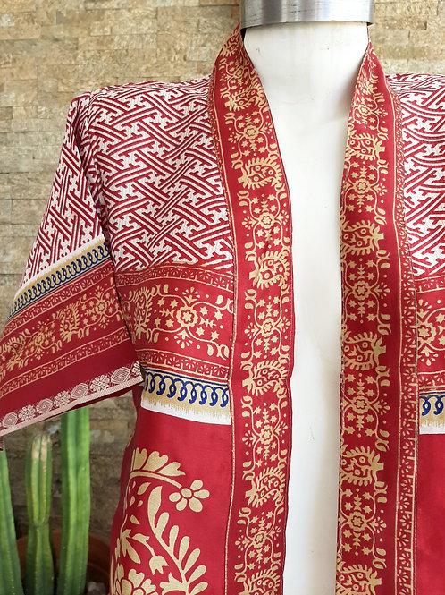 Kimono Seda Kwan Corto