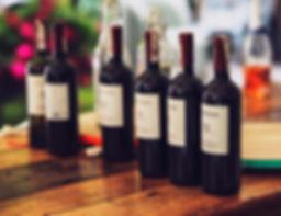 Bottles of Wine kenmare