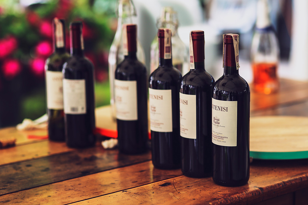 Red wine Ayurveda