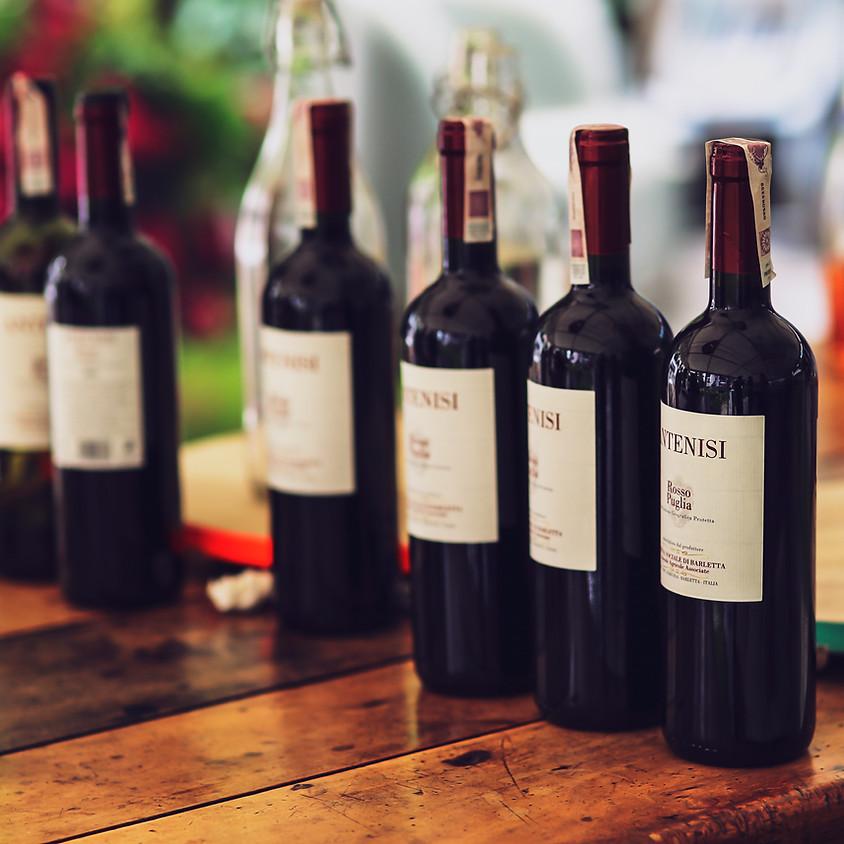 Wine Night at Whitney's!
