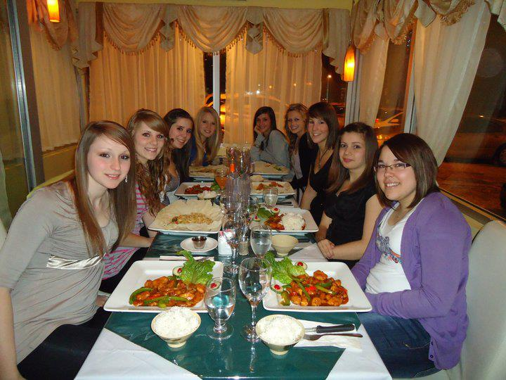Soirée de femmes/Ladies' night