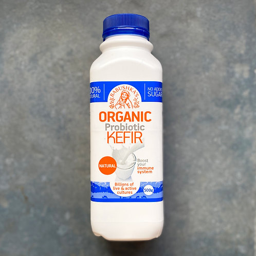 Organic Natural Kefir