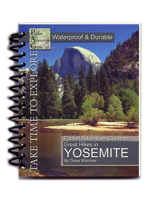 Pocket Adventure Guide - Yosemite