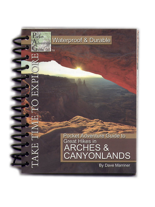 Pocket Adventure Guide - Arches/Canyonlands
