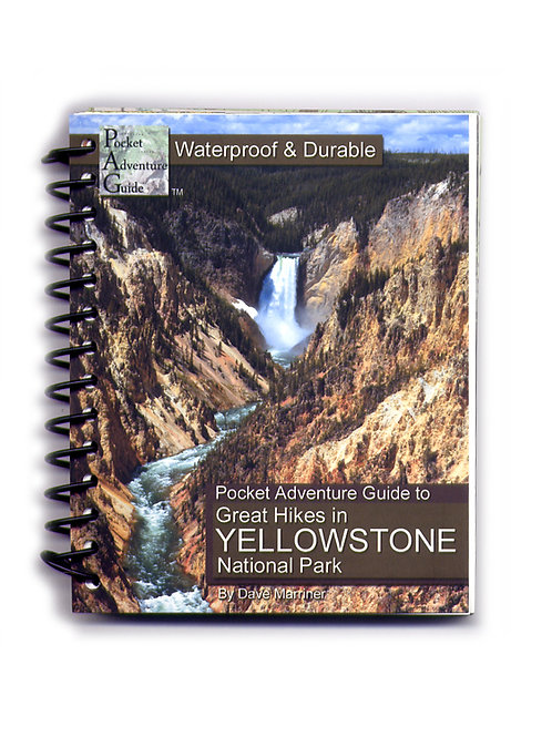 Pocket Adventure Guide - Yellowstone