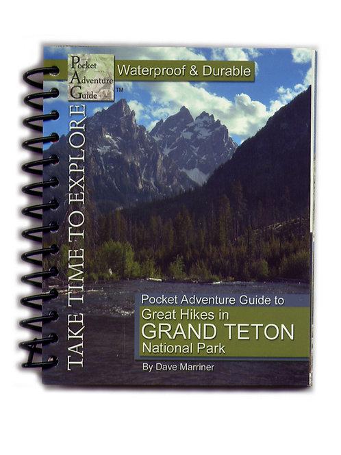 Pocket Adventure Guide - Grand Teton