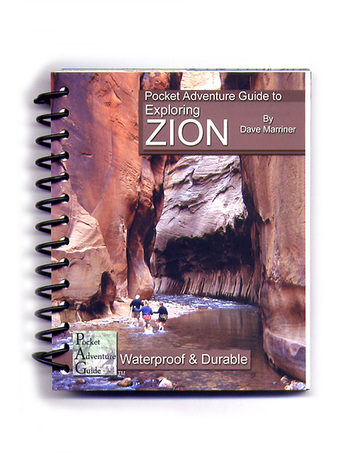 Pocket Adventure Guide - Zion