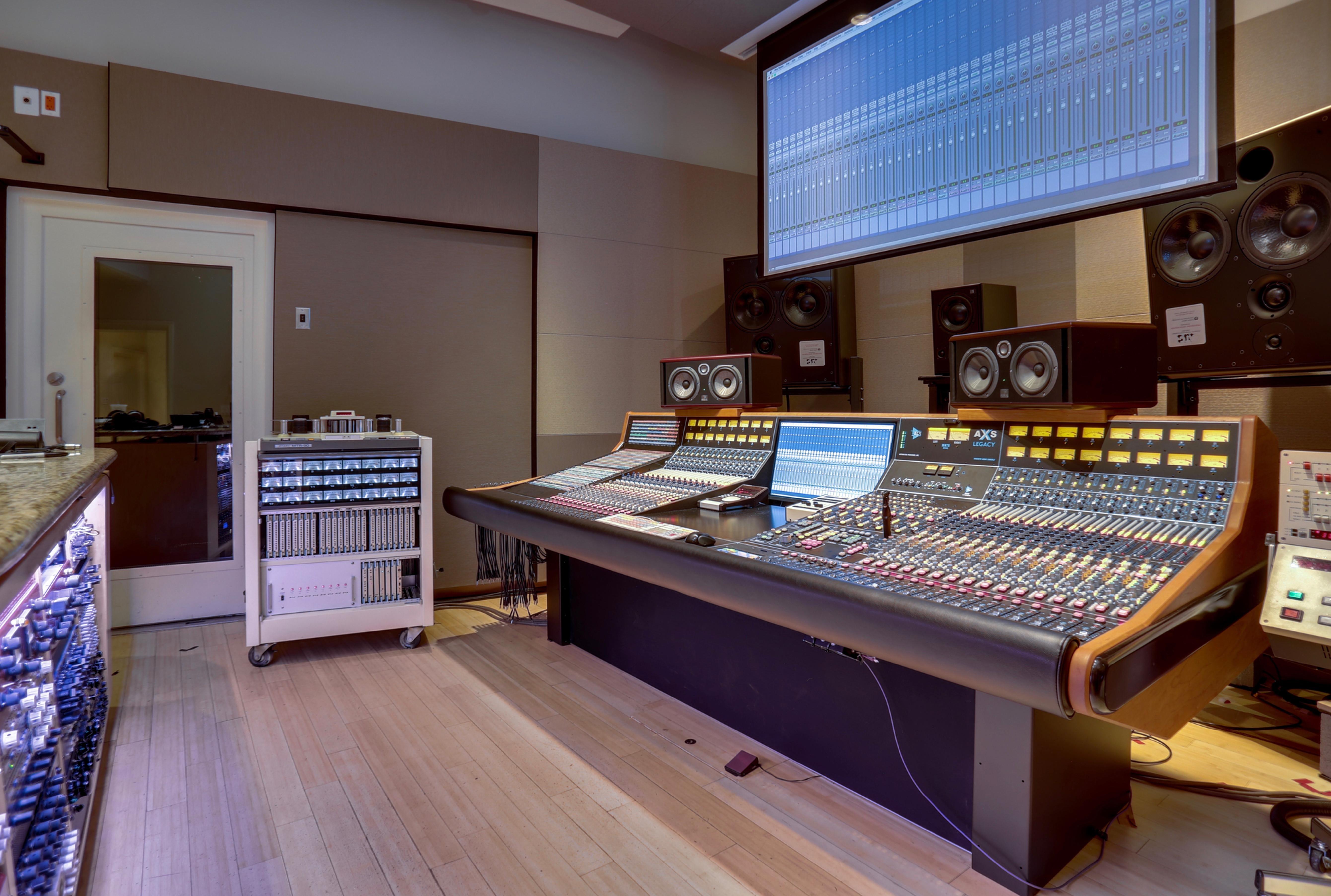 Studio A (One Hour)