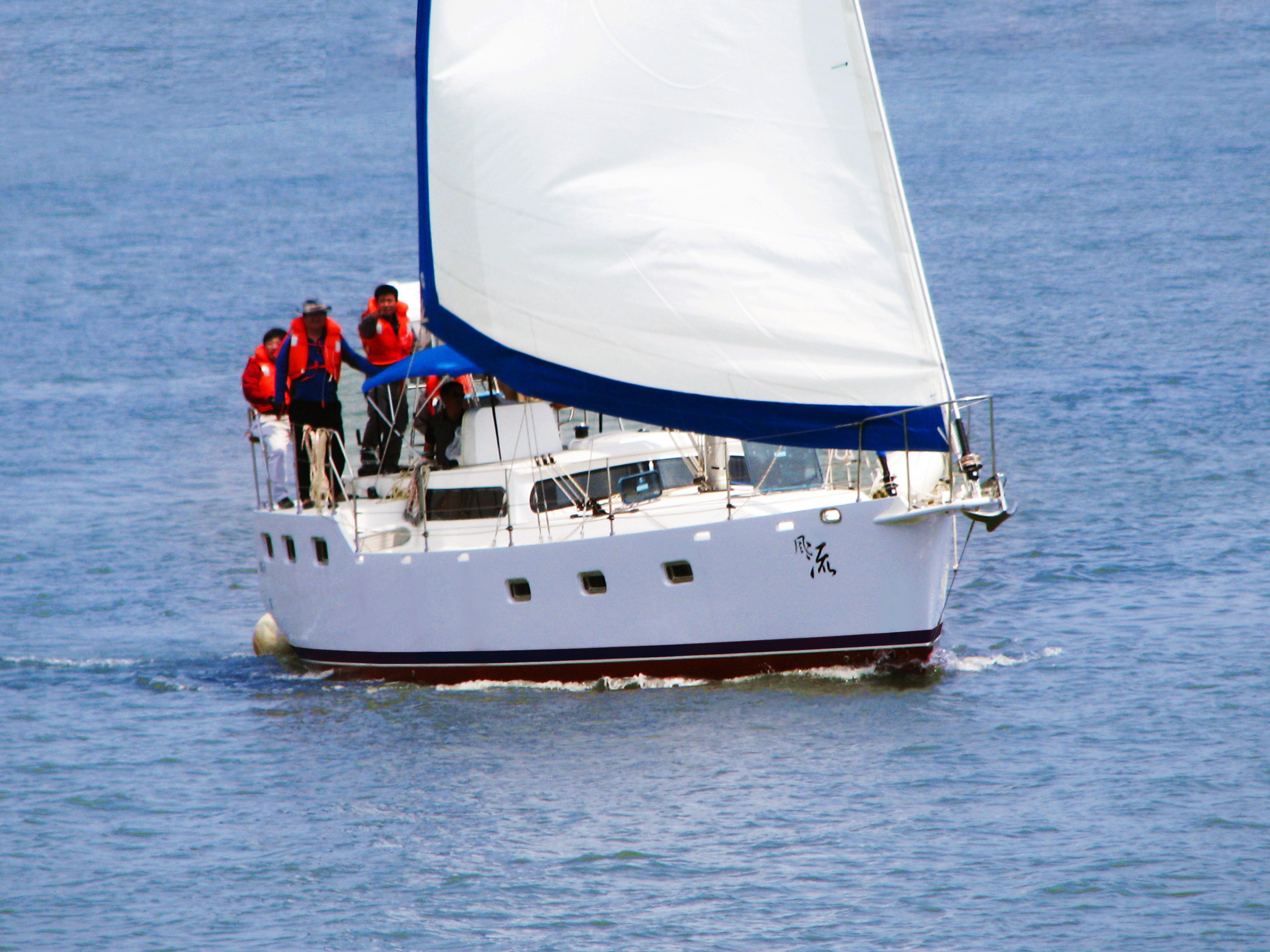 SailingYachts 40LR