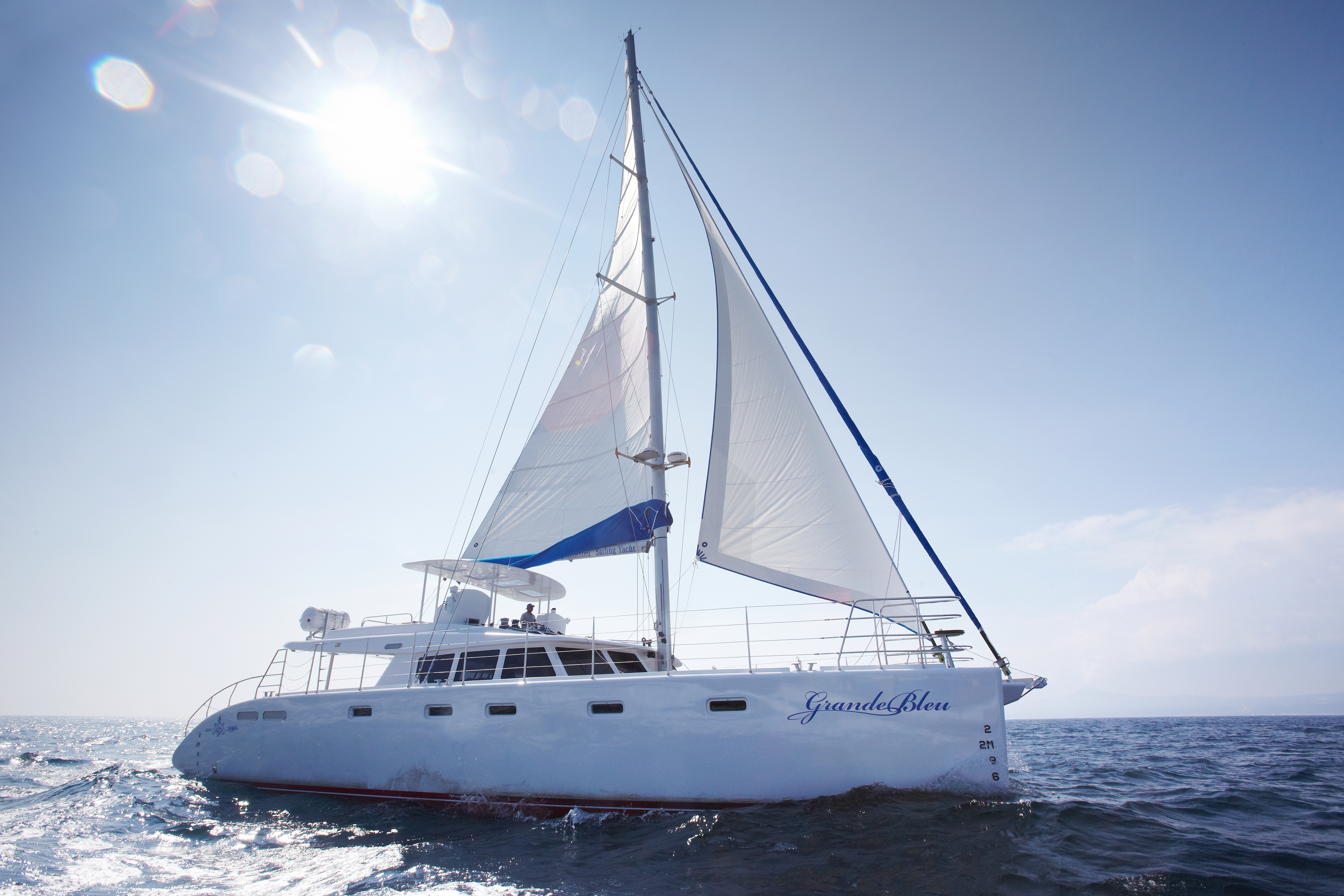 Sail Catamaran 62