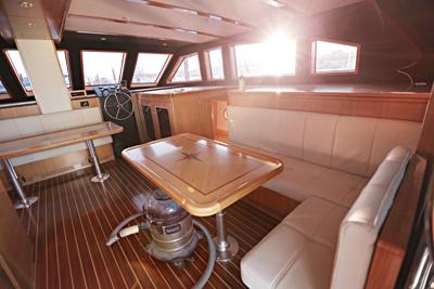 Sail Catamaran 40 in Turkey