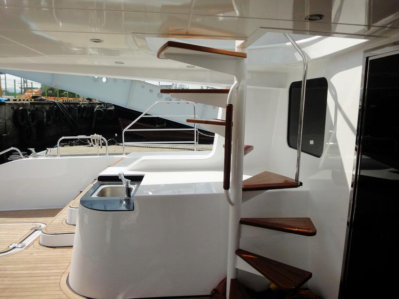 Catamaran 55 Rosemarine