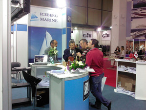 GHI Yachts at Istanbul Boat Show 2012