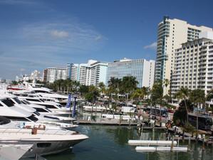 2017 Miami International Boat Show