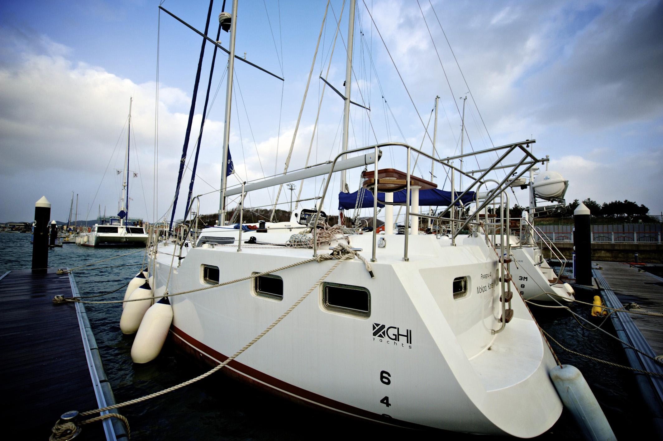 Sailing Yachts 40LR
