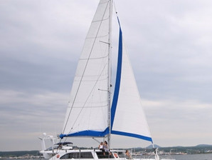 Sail Cat 52ft has been launched in Jeju!