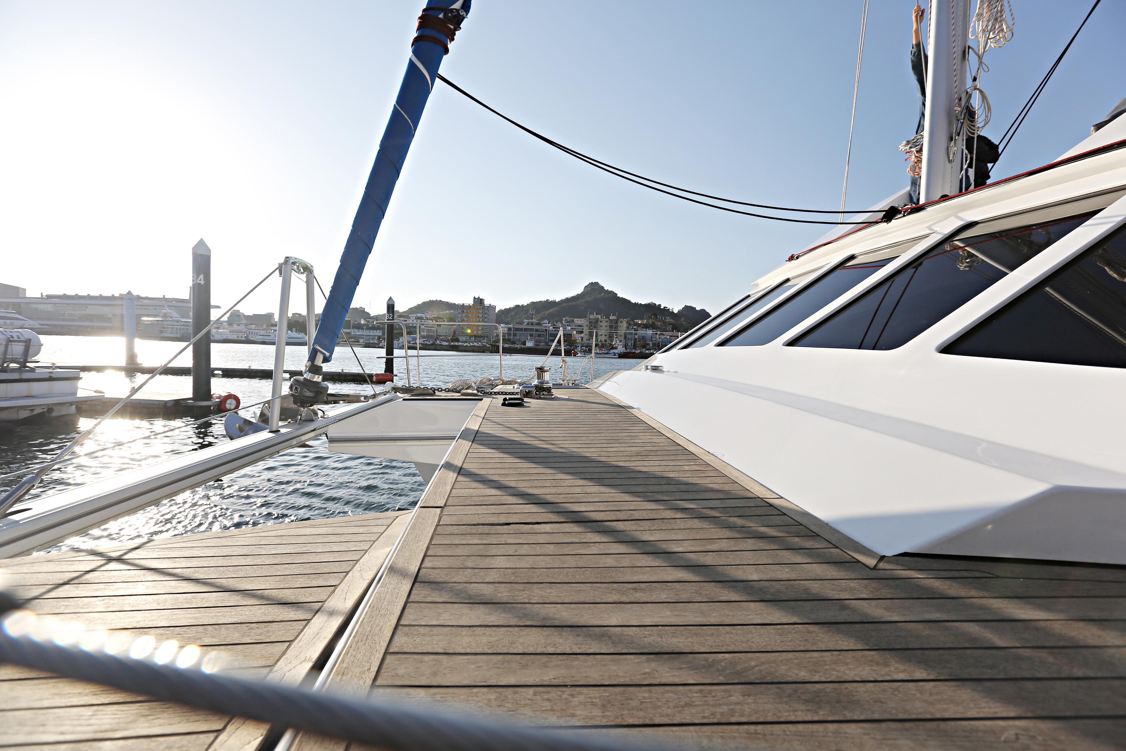 Sail Catamaran 40